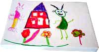 childrens artwork