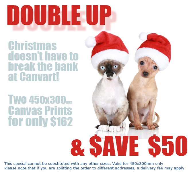 Canvas Print Christmas Special